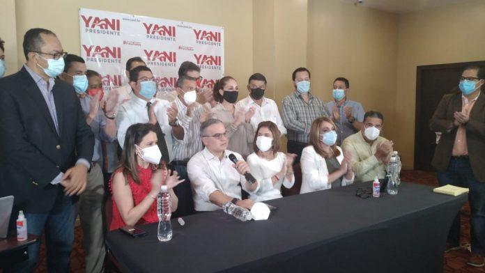 Movimiento Yanista Yani victoria