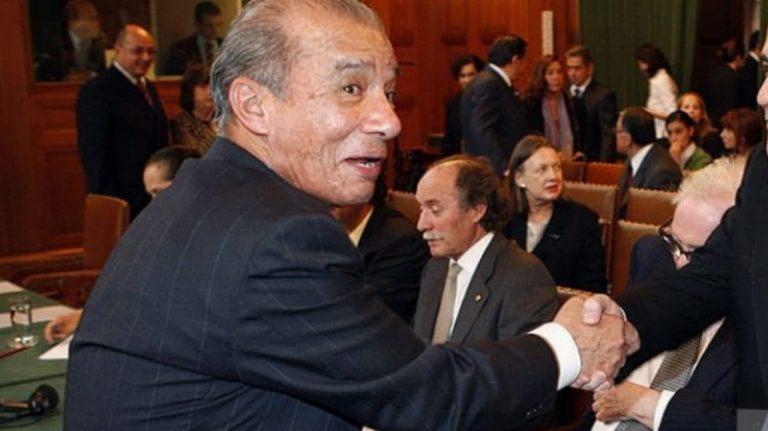 TGU: fallece el abogado y diplomático, Max Velásquez Díaz
