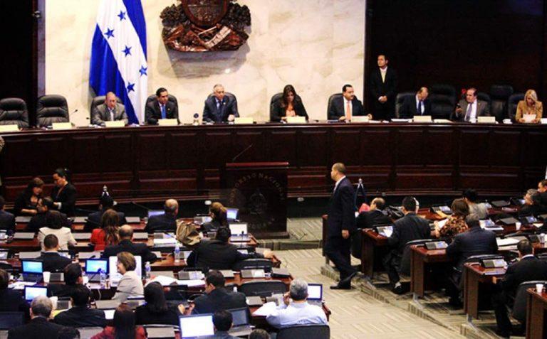 Congreso Nacional nombra comisión para revisar el nuevo Código Penal
