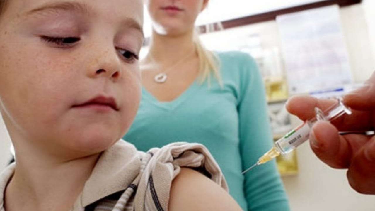 bebés no vacunados en 2020