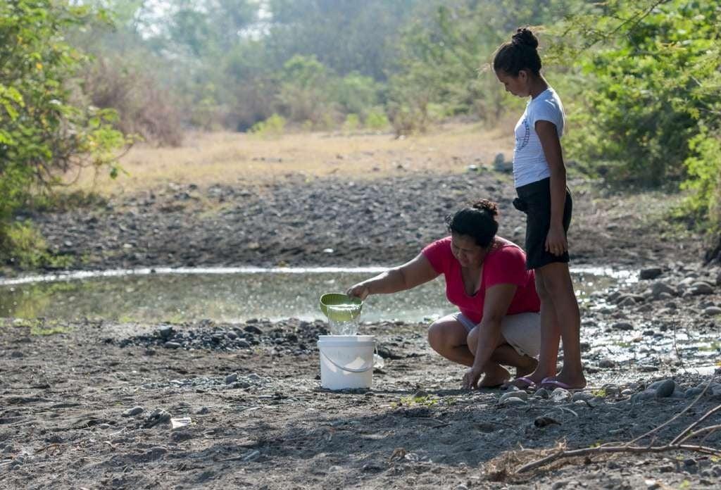 Honduras agua