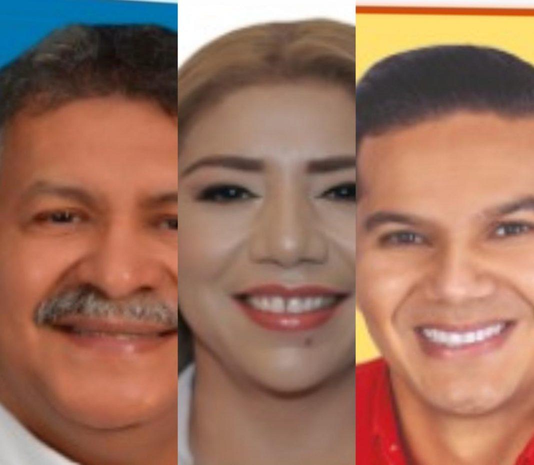 diputados El Paraíso candidatos