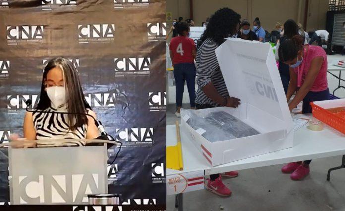 CNA informe elecciones primarias