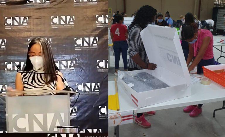 CNA presenta informe de elecciones primarias y sugiere despolitizar las MER