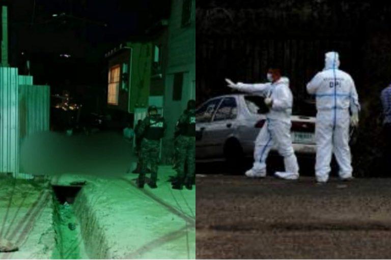 Al menos seis personas fallecieron de forma violenta anoche en Tegucigalpa