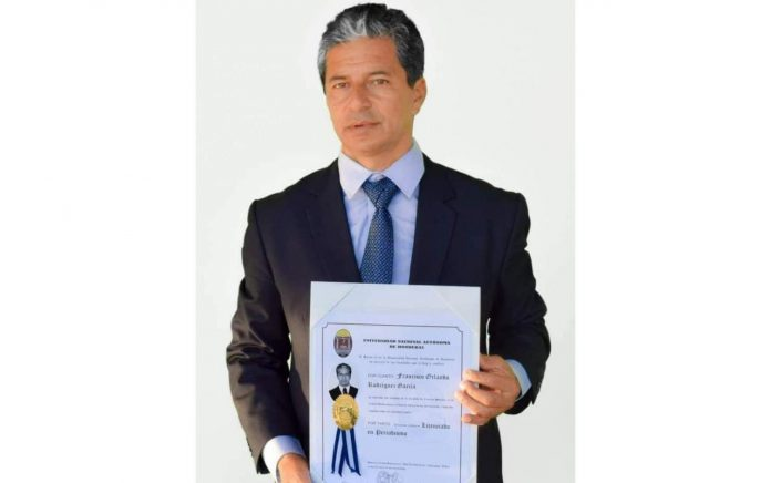 Fallece Francisco Orlando Rodríguez