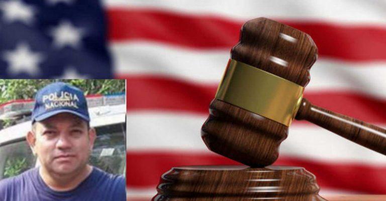 EEUU: 144 meses de prisión para el ex policía hondureño, Juan Manuel Ávila