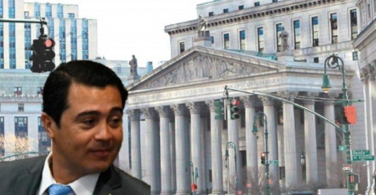 """Caso de """"Tony"""" Hernández es para cambiar el gobierno hondureño, dice la defensa"""