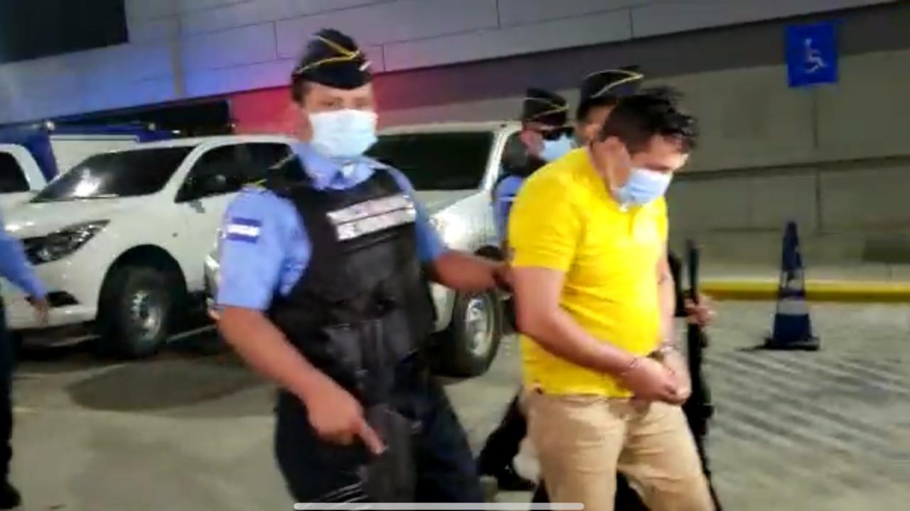 capturan integrante banda secuestró joven Yoro