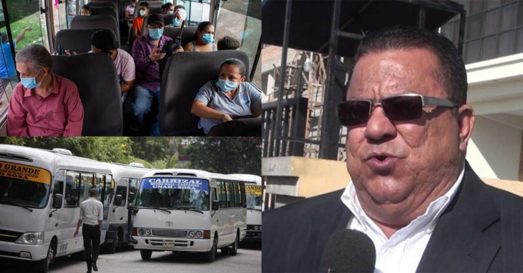 Jorge Lanza transporte gobierno