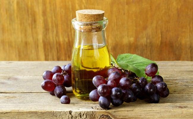 Aceite de semillas de uva beneficios