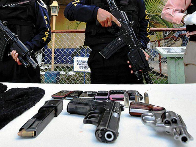 Presidente del CAH propone desarme general para detener la criminalidad