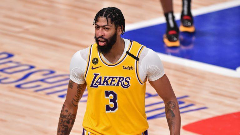 Los Angeles Lakers deberán soportar dos semanas más sin Anthony Davis