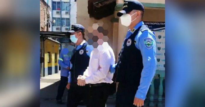 arrestan abogado por violación de niña