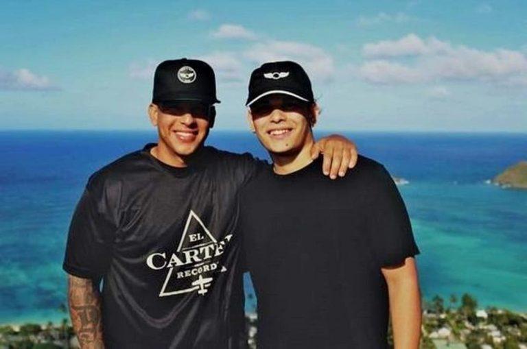 FARÁNDULA  Hijo de Daddy Yankee revela que el cantante ya es abuelo