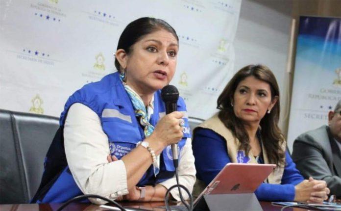vacuna COVID COVAX Honduras