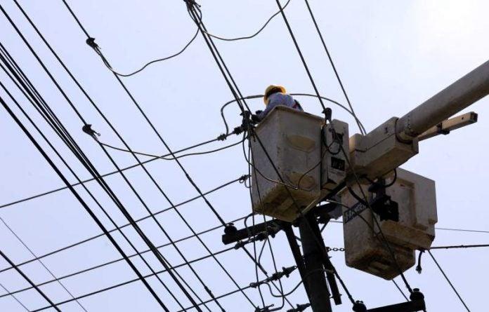 colonias sin energía SPS