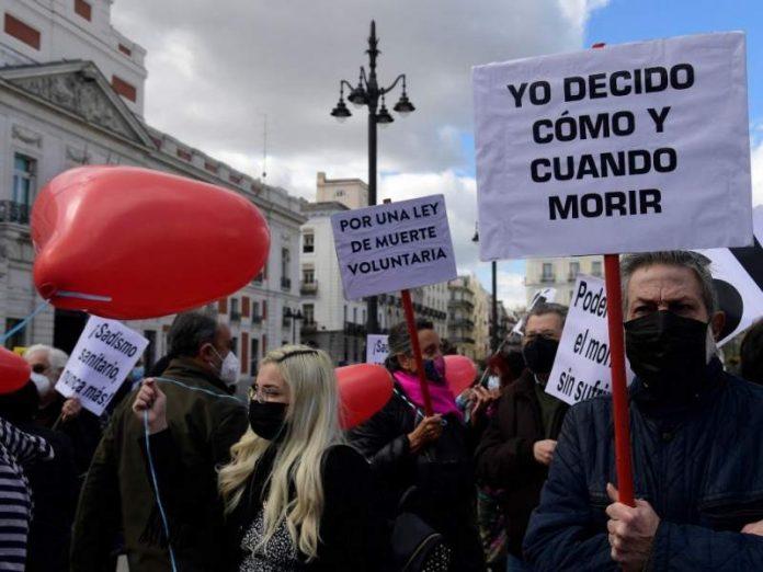 España legaliza la práctica de la eutanasia