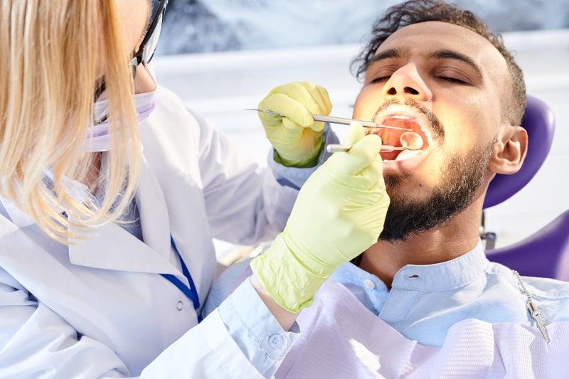 bultos en el paladar de la boca