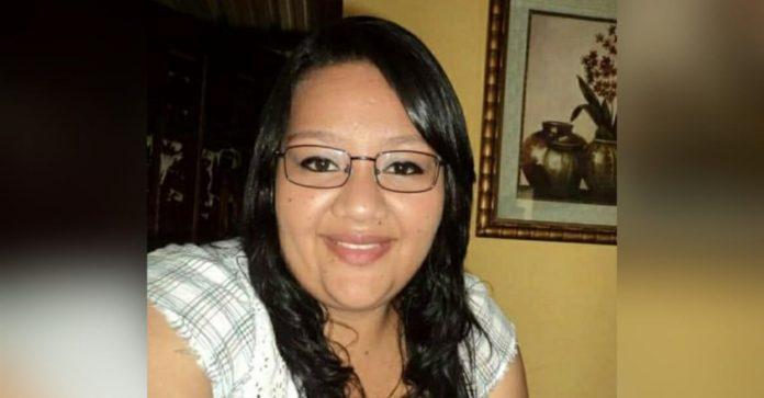 enfermera Alejandra Santos COVID-19