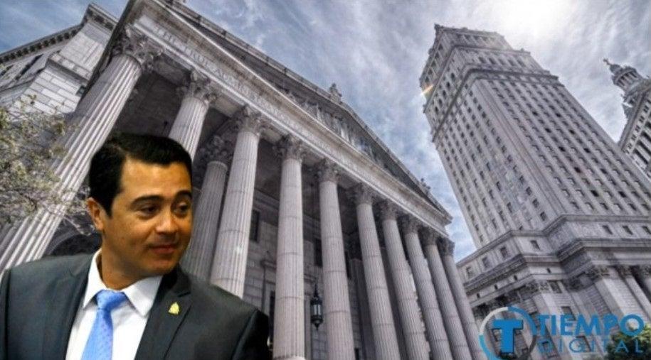 Tony Hernández cadena perpetua