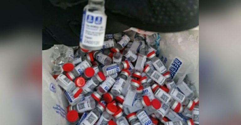 México: en avioneta privada decomisan vacunas falsas que iban hacia SPS