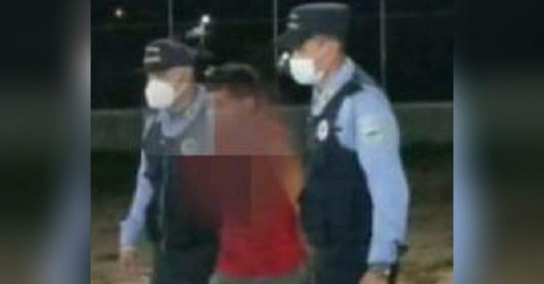 Capturan sujeto por supuestamente abusar de menor tras amenazarlo con machete