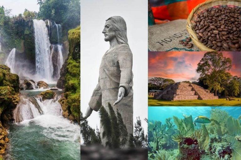 Postulan decenas de lugares para las «30 maravillas turísticas» de Honduras