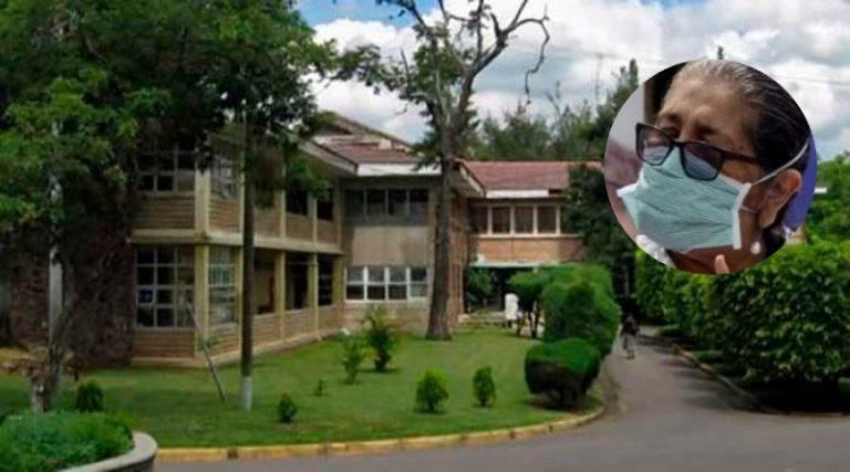 """COVID-19: Hospital del Tórax llega al """"tope"""" y anuncia que no hay cupos"""