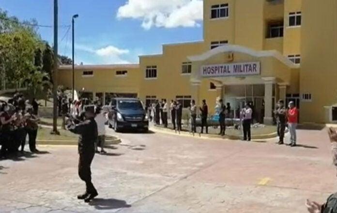 La microbióloga Eliza Berríos fallece por COVID-19 en el Hospital Militar
