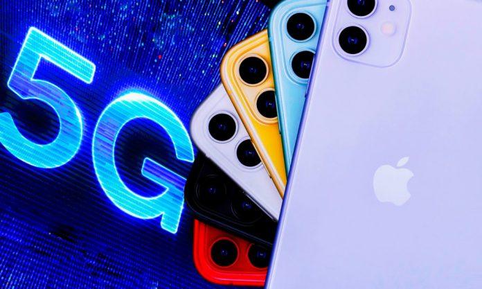 Apple inversión 5g