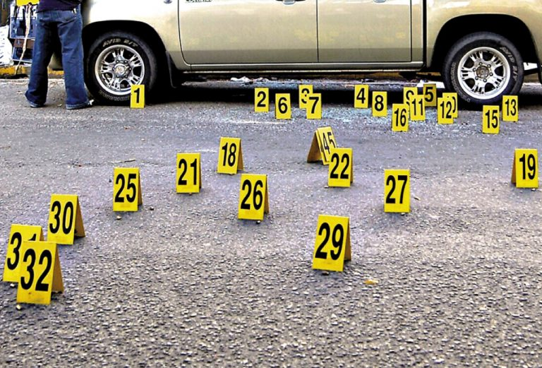 Cinco crímenes que conmocionaron a hondureños esta semana
