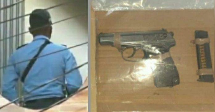 allanamientos arma Melvin Bonilla