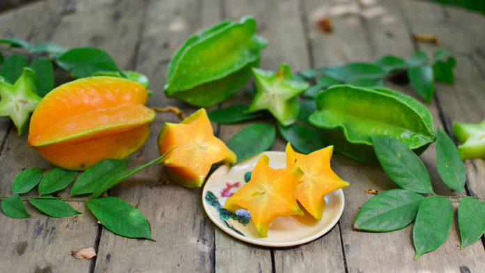 Propiedades beneficios fruta estrella