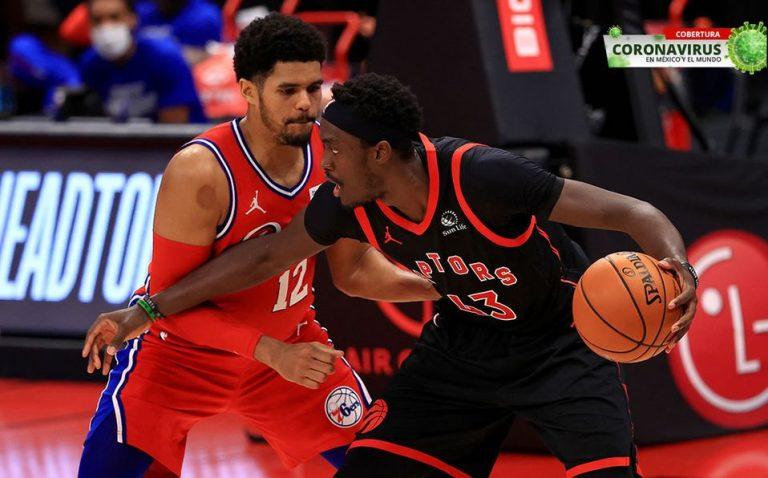 Raptors vs Pistons, el juego 31 de NBA que se suspende por la Covid-19