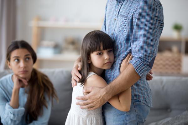 hijos en relaciones de parejas