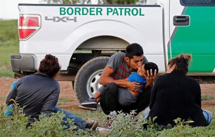 EEUU abre centro para menores migrantes.