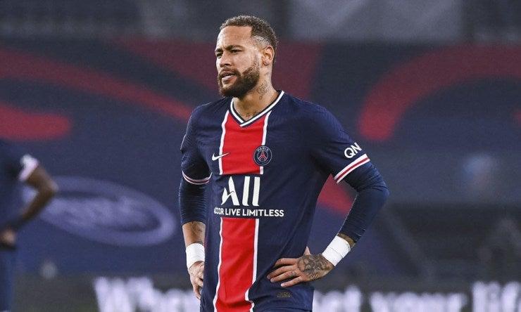 Neymar se pierde la vuelta de Champions contra Barcelona