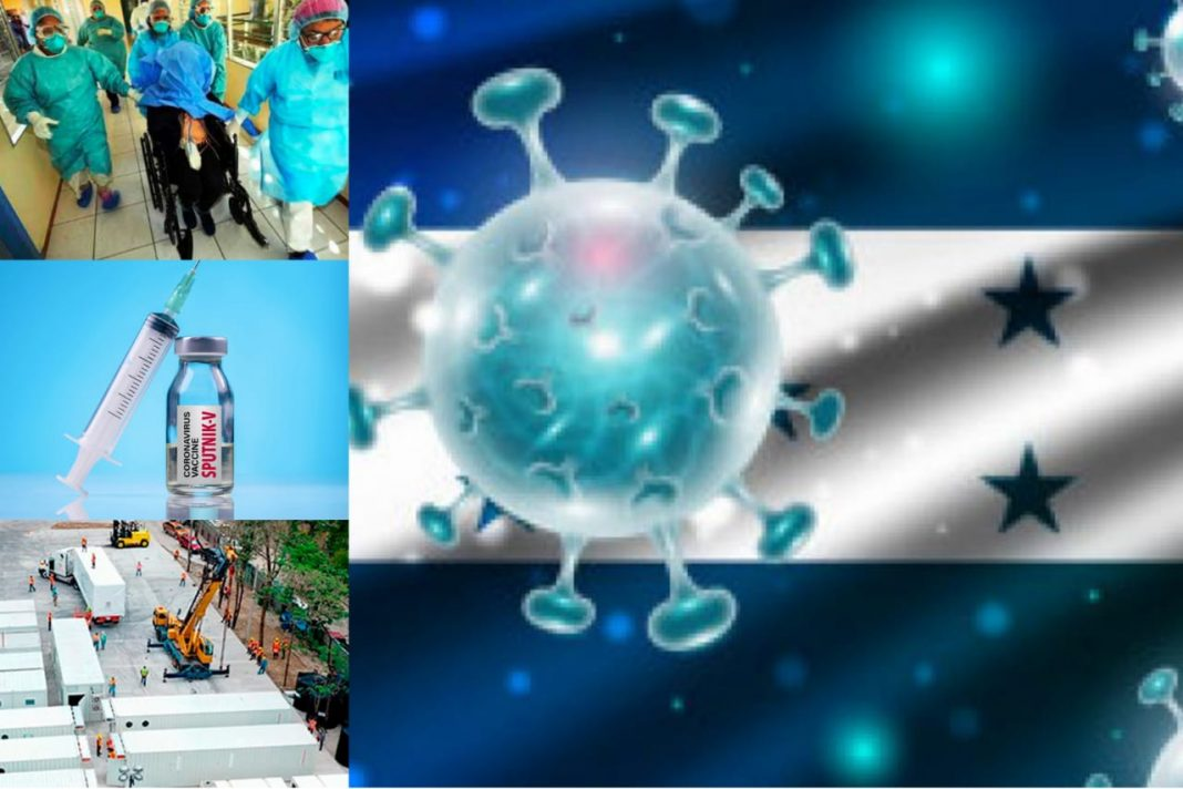 un año de pandemia en honduras
