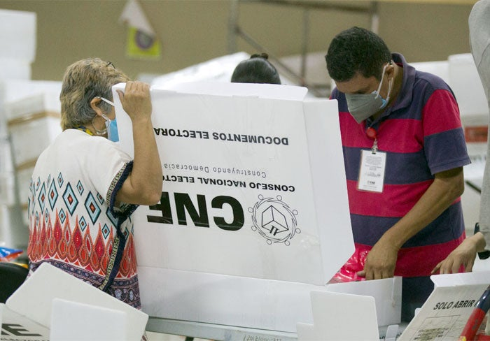 Al menos 29 impugnaciones de resultados han sido presentadas ante el CNE