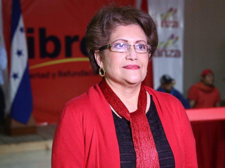Ubicación de María Luisa Borjas es desconocida por su seguridad, dice abogado