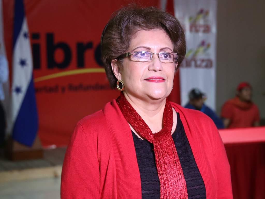 orden de captura contra María Luisa Borjas