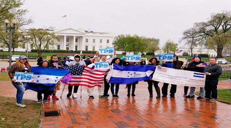 Hondureños con TPS podrían obtener la ciudadanía en EEUU