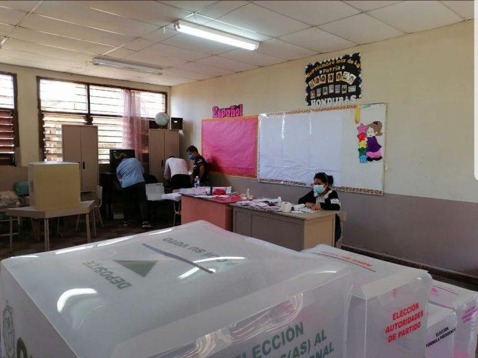 prórroga votaciones CNE elecciones
