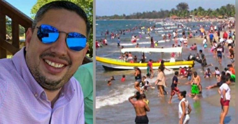 Max Gonzáles sugiere a alcaldías supervisar centros turísticos en Semana Santa