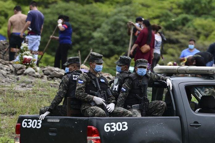circular este jueves en Honduras COVID-19