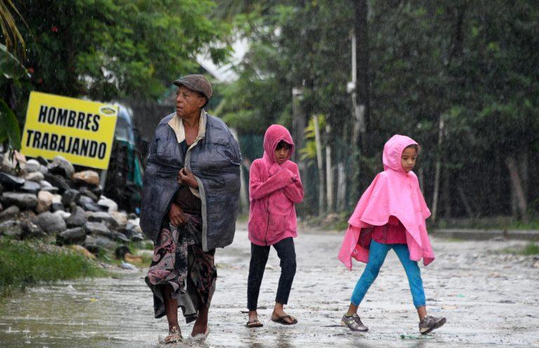 ¿Frente frío? Expertos advierten de fuertes lluvias la próxima semana en Honduras