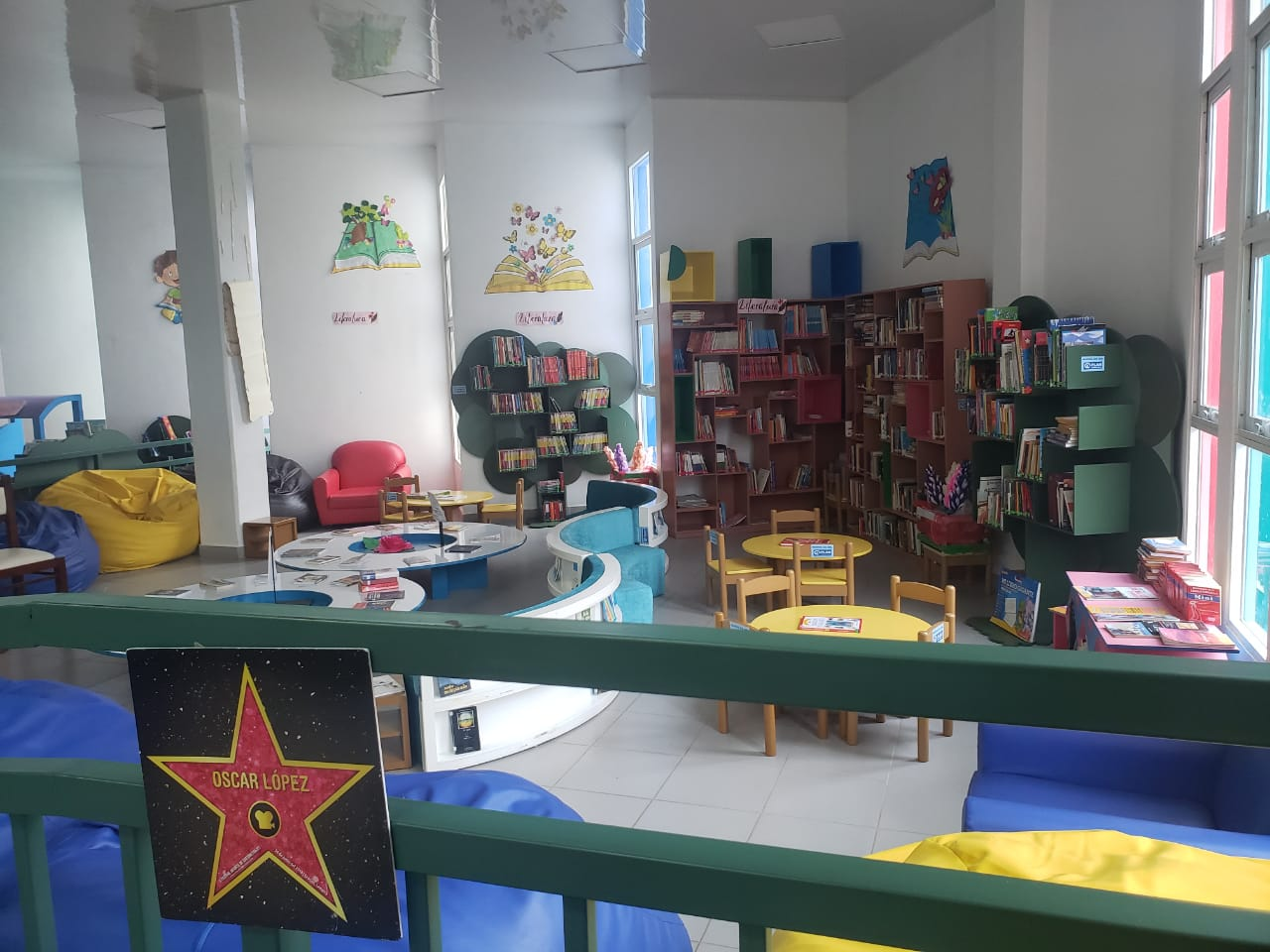 Biblioteca de Lempira