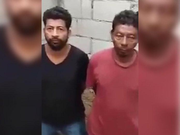 Hermanos secuestrados de Choloma