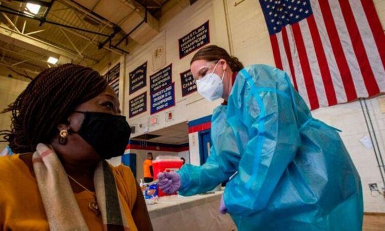 Lista  Lugares de EEUU que están vacunando a viajeros y turistas